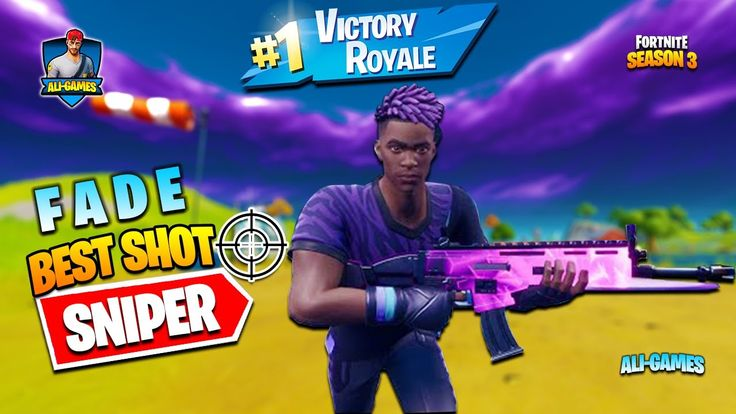 NEW Fade Skin Solo Win Full Gameplay Fortnite Chapter 2 ...