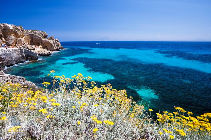 Take a boat trip to the Aegadi Islands. #west #Sicily