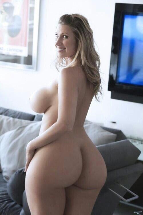 White Girl Big Ass Homemade