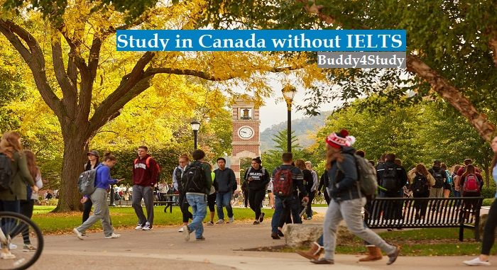 Study In Canada Without Ielts 2020 Alternatives Canada