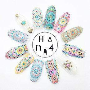 Summer nails || Dotticure ideas