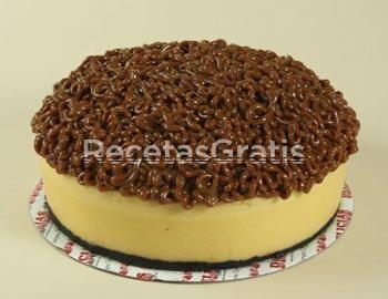 Receta de Tortuga cheesecake