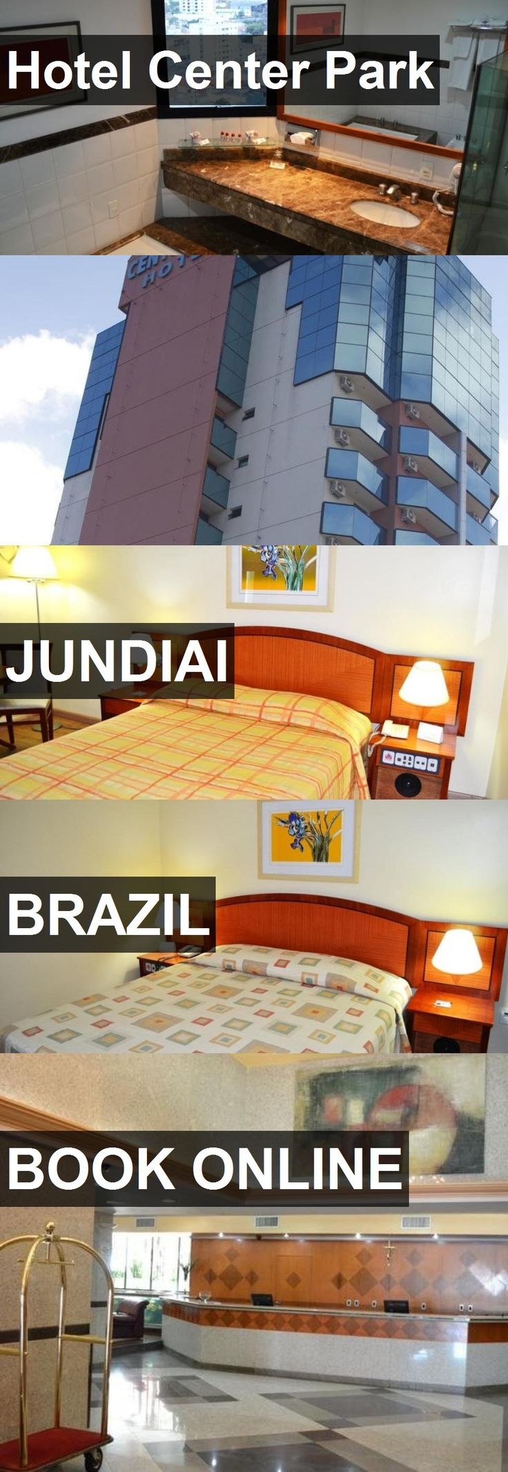 Hotel Hotel Center Park in Jundiai, Brazil. For more information, photos, reviews and best prices please follow the link. #Brazil #Jundiai #hotel #travel #vacation