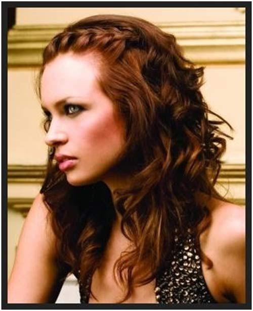brun roux brun fonc cheveux brun cheveux longs coloration brun partir projets essayer coiffures - Coloration Brun Auburn