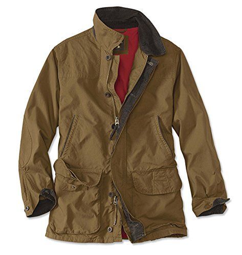 The forebears of the Orvis Heritage Field Coat hang in a thousand closets and have seen lifetimes in the field. We've brought this classic field coat back with subtle updates to become the favorite of yet another generation. Our dry-waxed cotton canvas turns away briars and repels rain.... More details at https://jackets-lovers.bestselleroutlets.com/mens-jackets-coats/active-performance/fleece/product-review-for-orvis-mens-heritage-field-coat/