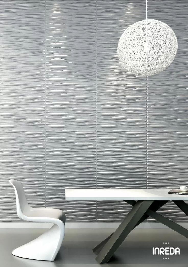 Mais de 1000 ideias sobre papel de parede 3d no pinterest - Papel para paredes baratos ...