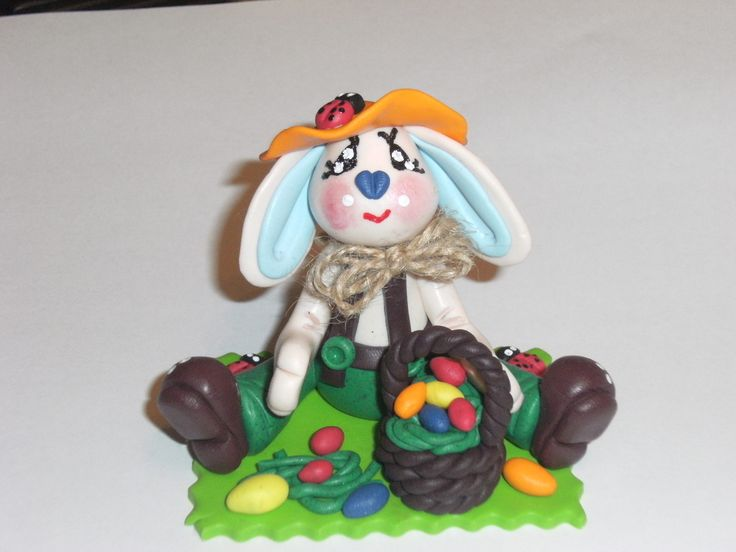 easter fimo