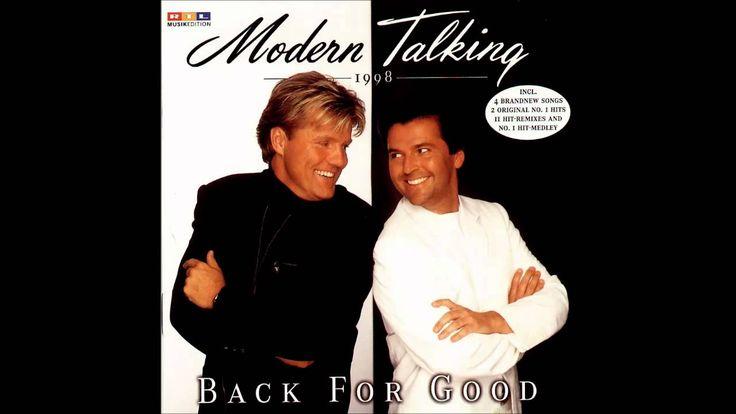 Modern Talking - Back For Good (Full Album) HD1080p.