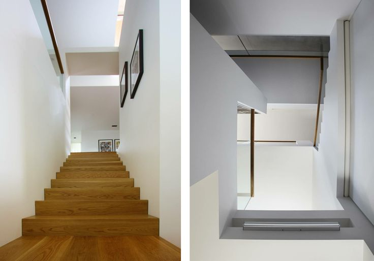 Stair design by Wolf Architects, Melbourne Australia