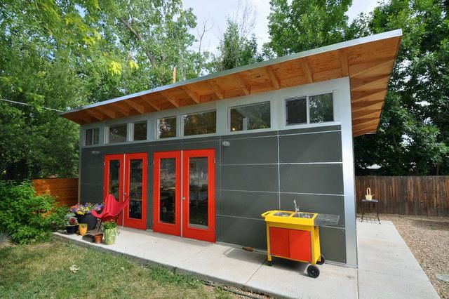 Best 25+ Prefab Garages Ideas On Pinterest