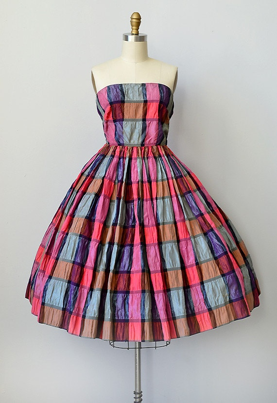 Plaid Dresses