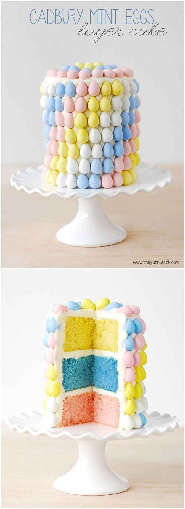 Community: 16 Cadbury Mini Egg Recipes Just In Time For Spring