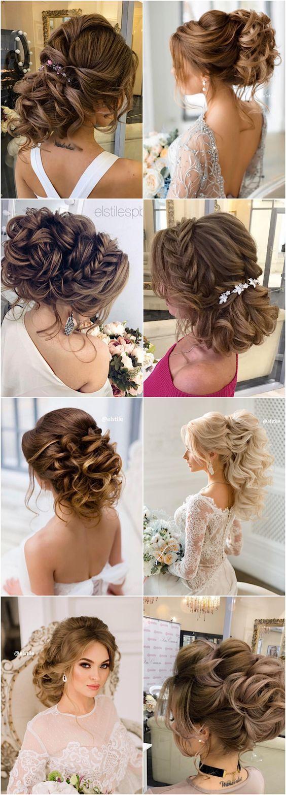 Wedding Hairstyle Inspiration – Elstile – sneha ramji