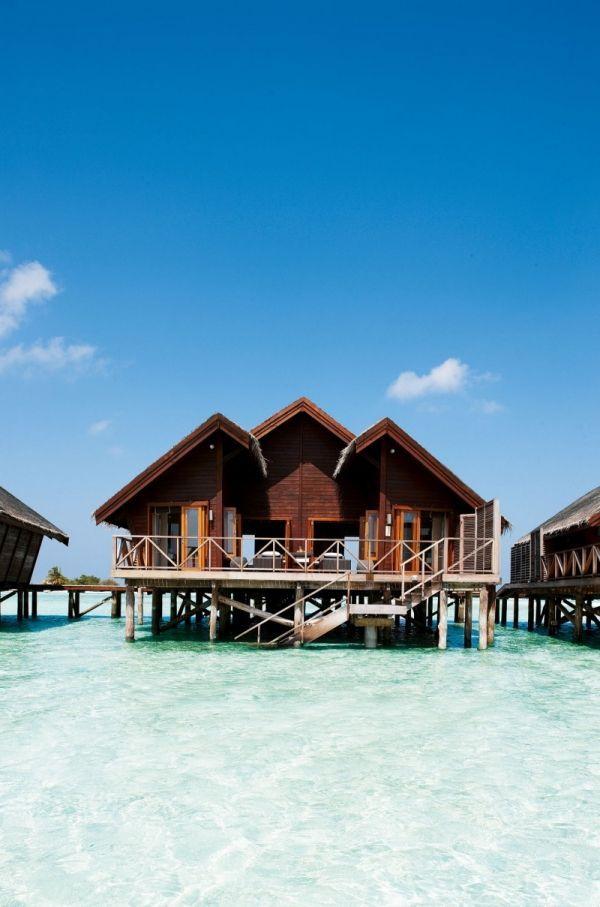 Ferienhaus & Hotel Design » 5SterneLuxushotel auf den