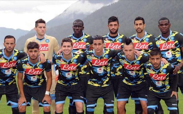 Napoli-Feralpi Salò 2-0: La videosintesi