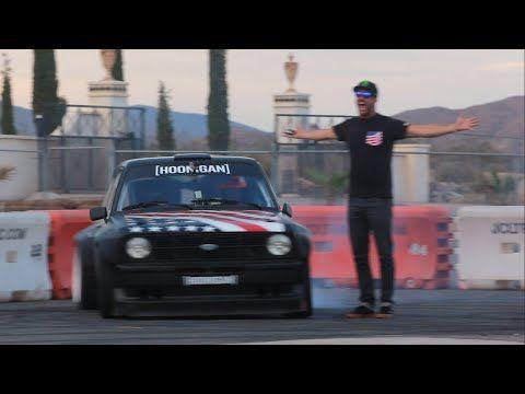 Hoonigan Escort >> Motor'n | VIDEO: BLOCK, HOONIGAN DEBUT FORD ESCORT MK2 RS ...