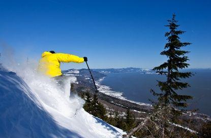Le Massif de Charlevoix Ski // Ski Québec