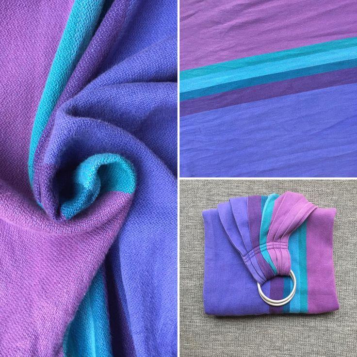 Didymos Lena ring sling (converted by Lotusbarn)