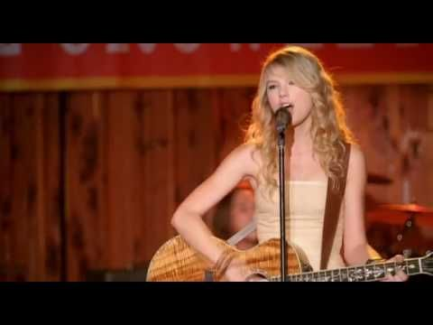I know its from a Hannah Montana movie but its still a great song.Taylor Swift - Crazier