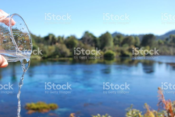 Pure Fresh Drinking Water royalty-free stock photo