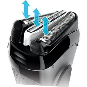 Braun Series 3 3050cc Electric Shaver review