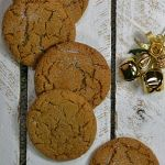 Big Soft Ginger Cookies – Pure Grace Farms - I made these...so delicious and perfect for winter cookies!