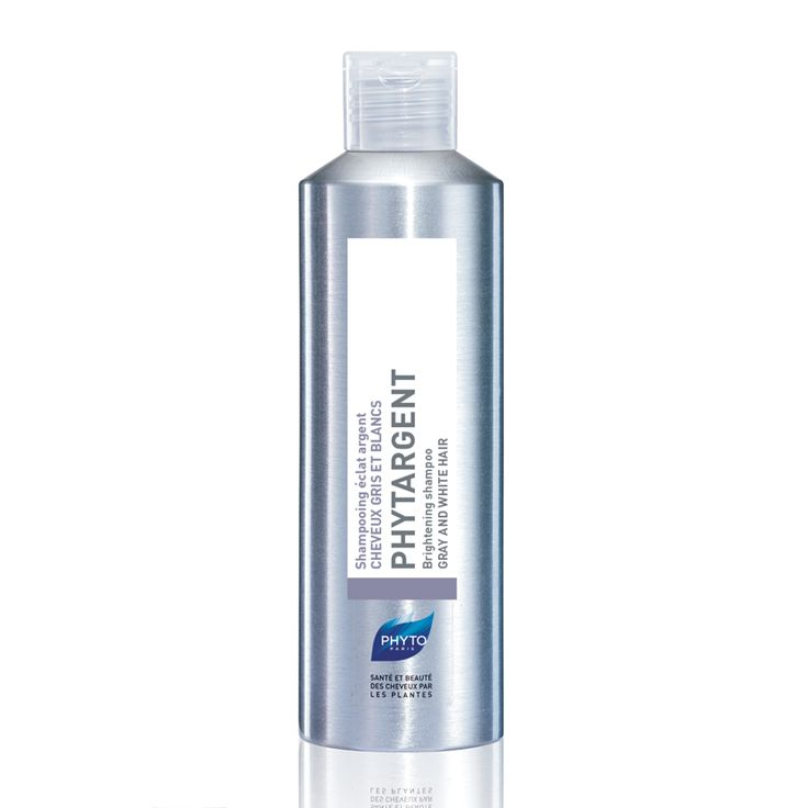 Phyto Phytargent Shampoo for Grey & White Hair 200ml - feelunique.com