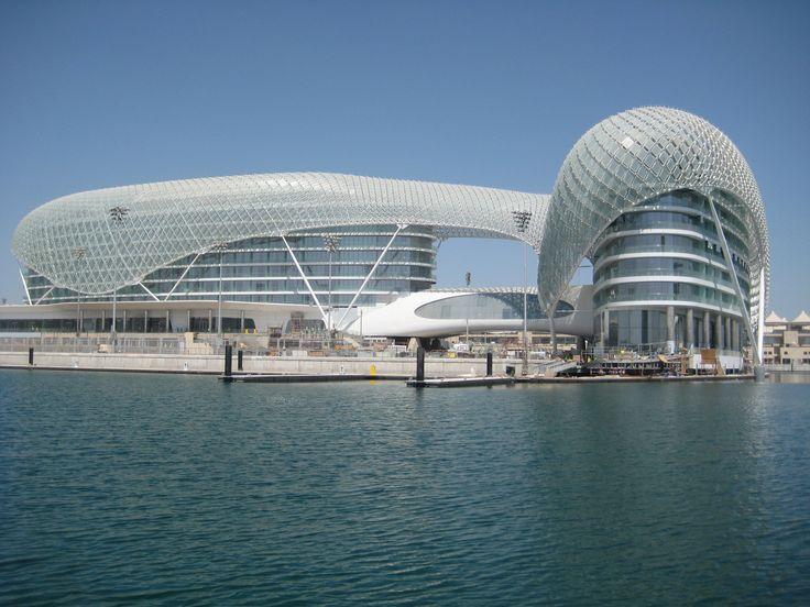 Yas Marina/Yacht Club, Abu Dhabi