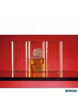 Buy Borosil Vision Large Glasses 350 ML, Set of 6 Pcs-130038 online at happyroar.com