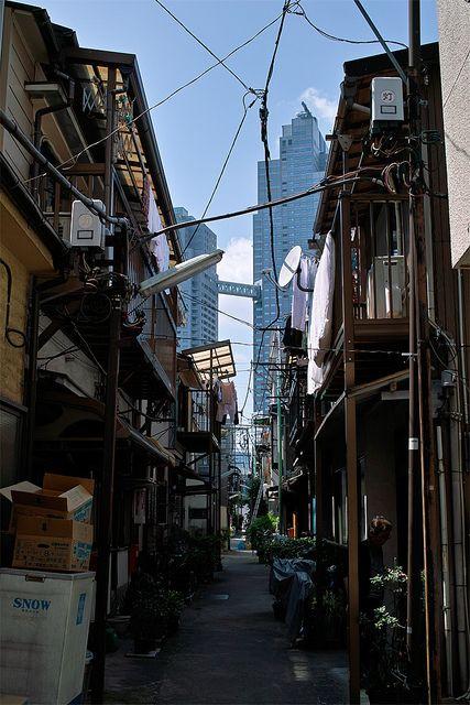 Tokyo By McCOCK Ginzo H