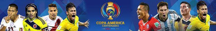 COPA America Centenario 2016 Schedule