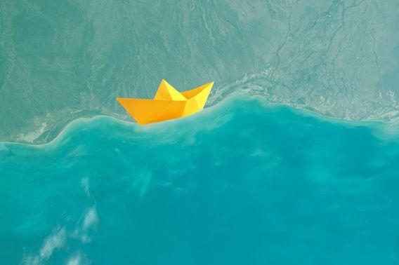 Origami van Jacky .