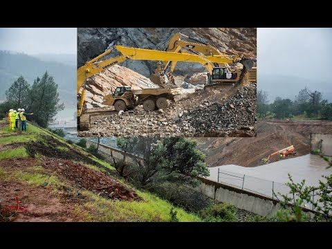 Oroville Dam UPDATE 4/13/2017 6:00 PM Weather .50 INCHES OF RAIN  11.8 I...