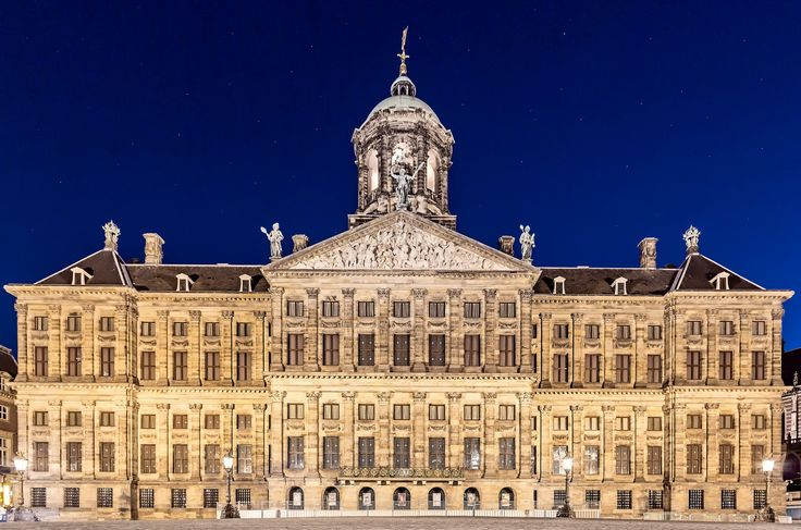 Royal Palace of Amsterdam, the Netherlands | by Maria_Globetrotter