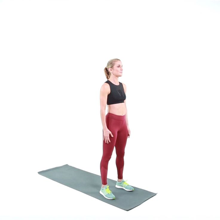 A Sweaty 24 Minute Cardio Workout You Can Do In Your Living Room