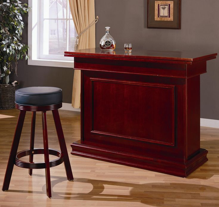 Coaster All In One Game Table Bar Unit With Wine Shelves Includes Roulette Blackjack And Craps Cherry Finish