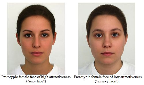 These Are Computer Generated Faces From A Study Done About ...
