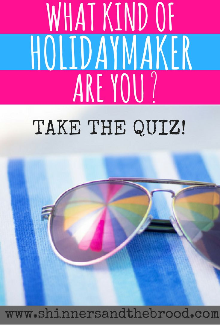 Are you cut out for family camping or are you a fan of creature comforts? Take our quiz to find out what kind of holidaymaker you really are!
