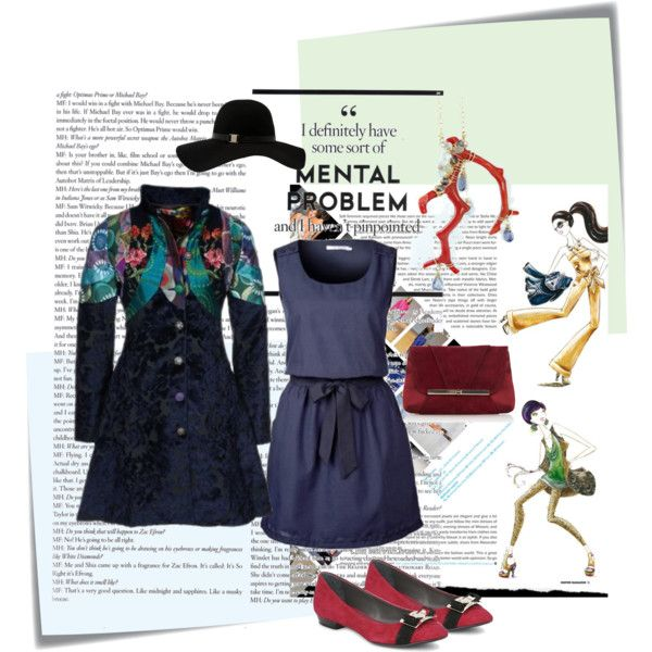 """""""Mental problem..."""" by bestia-wer on Polyvore"""