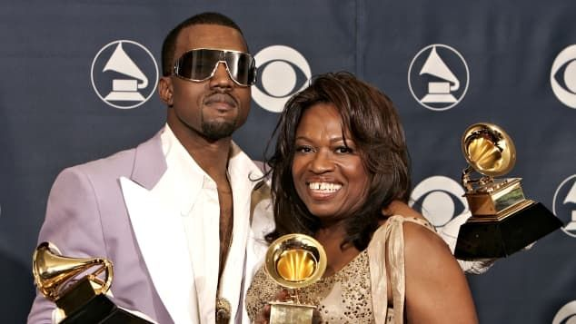Kanye West Pays Homage To Mother Donda West In 2020 African American History Kanye West American Presidents