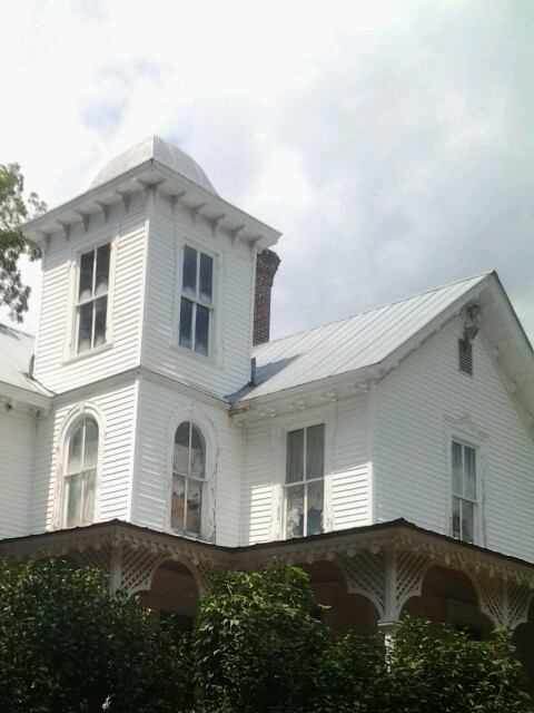 The Parker Home Greensboro GAthis Was Built In Early And It Remains Same Family Today