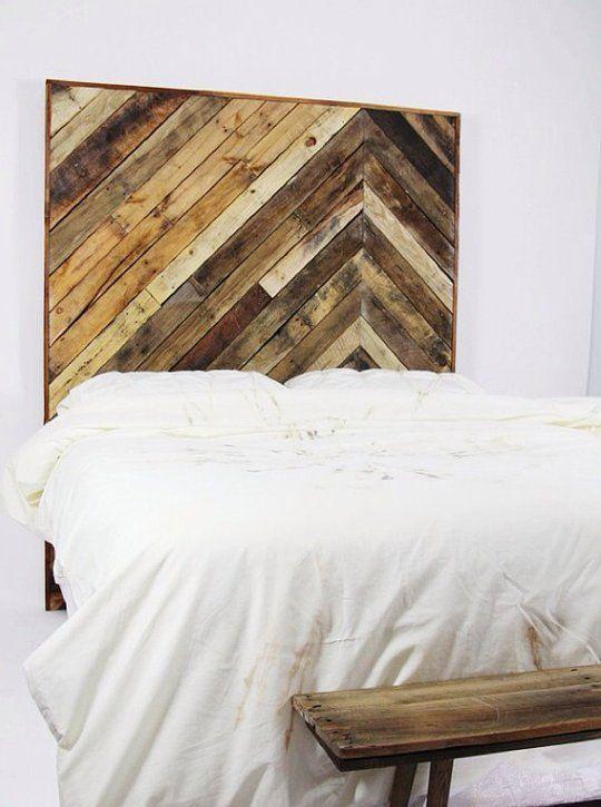 buy or diy 12 creative wood headboards headboard ideas