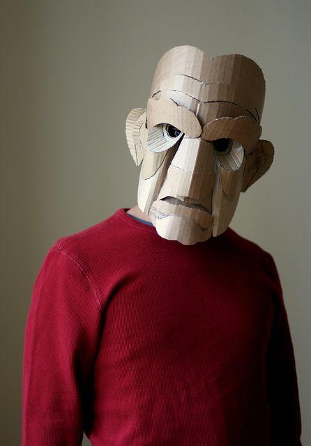 Old Man Mask | Flickr: Intercambio de fotos