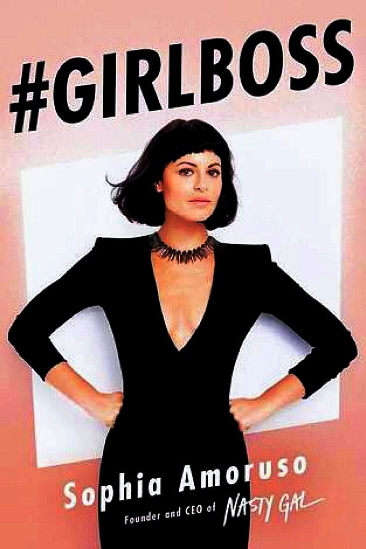 Find your place in the world, and own it like a #Girlboss. #girlboss bySophia Amoruso -bookerina.com