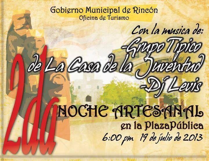 2da Noche Artesanal @ Plaza Pública, Rincón #sondeaquipr #nocheartesanal #plazapublica #rincon