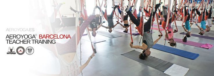 Yoga Aéreo Barcelona