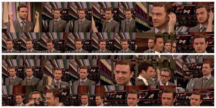 all Justin Timberlake at Late Night with Jimmy Fallon