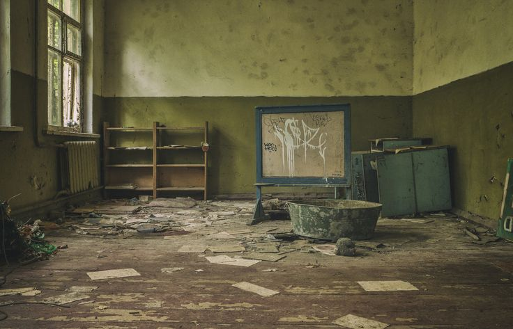 a place with soul - #abandoned #urbex #decay #photography #image #mrnorue #derelict #neglect