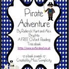 PA is a free, online ebook (smartboard/tablet) from Oxford Owl. A book a week:  Pirate Adventure  Read the book daily for a week and complete a act...