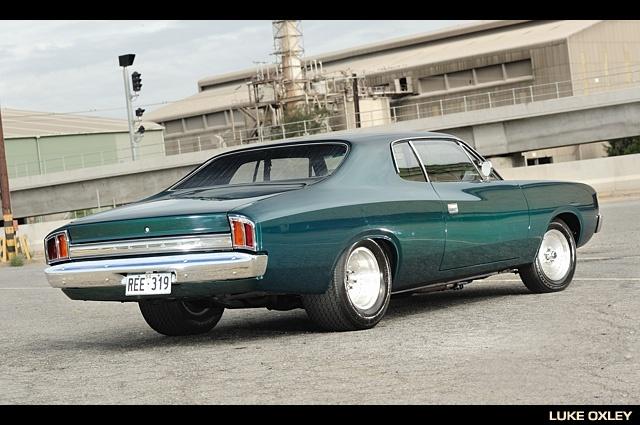 VH Chrysler Hardtop